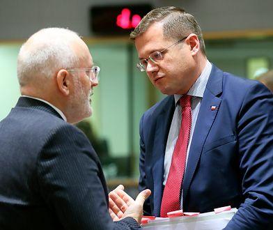 Ambasador Andrzej Sadoś ma doświadczenie w sporach o praworządność