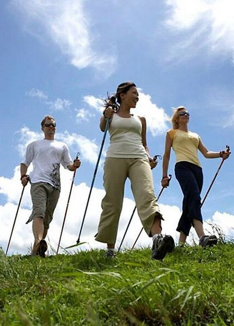 Za darmo: Ursynowski Nordic Walking
