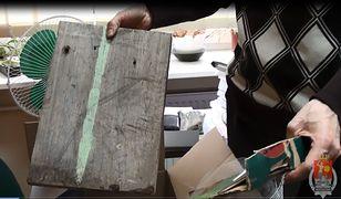 Zamówił laptopa... otrzymał 3-kilogramową deskę