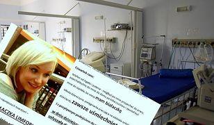Pielęgniarka pracująca na onkologii zachorowała na białaczkę. Potrzebna krew!