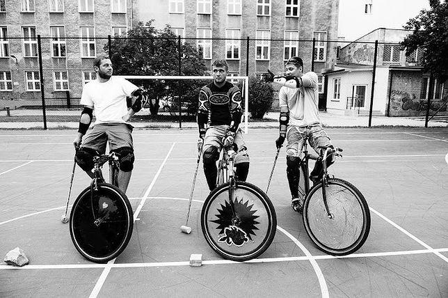 IV Mistrzostwa Polski Bike Polo!