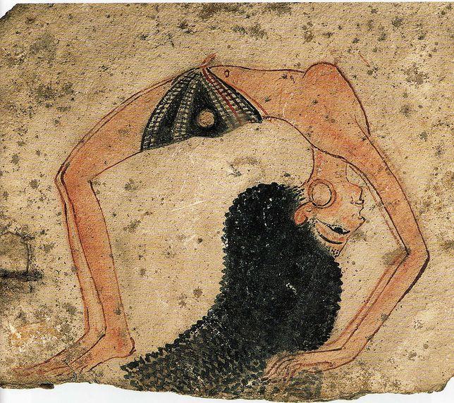 Seks w cieniu piramid. Prostytucja w starożytnym Egipcie
