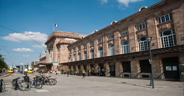 Do ataku doszło na dworcu kolejowym w Mulhouse