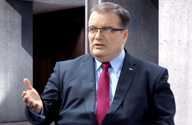 Andrzej Dera ostro skrytykował list amerykańskich senatorów