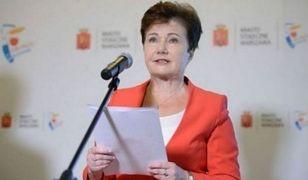 """""""To bezprawie"""". Gronkiewicz-Waltz straszy urzędników prokuraturą"""
