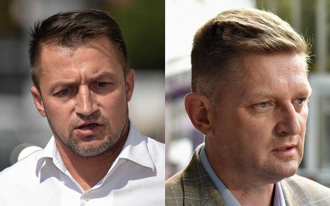 Piotr Guzuiał i Andrzej Rozenek