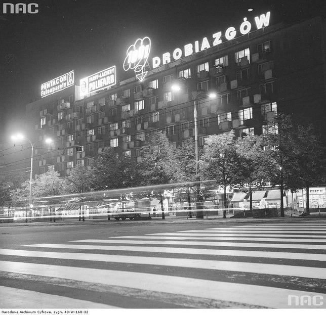 Fotostory: stołeczne neony 1966-1977