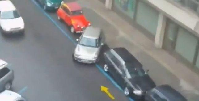 Mistrzynie parkowania, czyli kobiety za kierownicą
