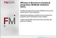 FileMedic Antivirus 2012 - minirecenzja