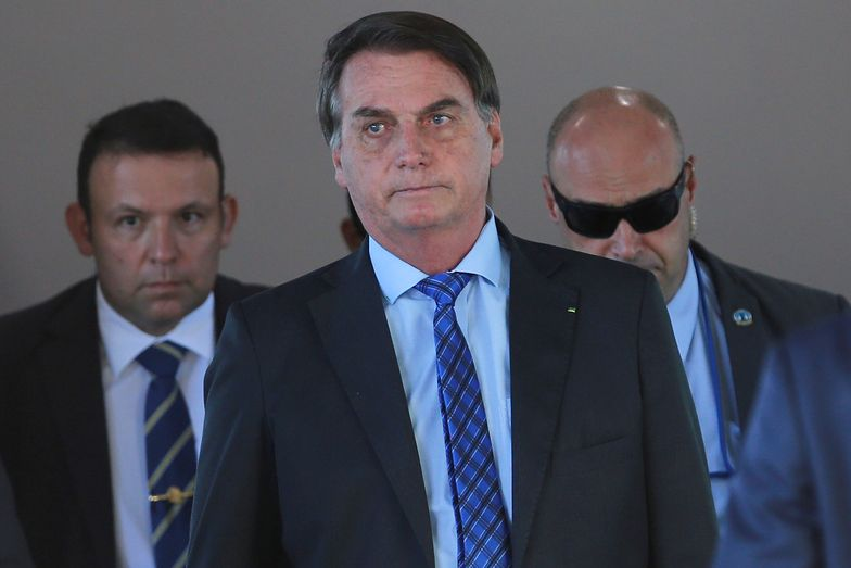 Brazylia. Sąd najwyższy nakazał Bolsonaro publikację danych nt. epidemii
