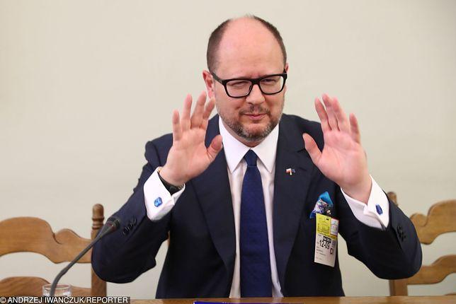 Paweł Adamowicz nie został skazany
