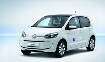 Volkswagen e-up! - ekologia jest bardzo droga