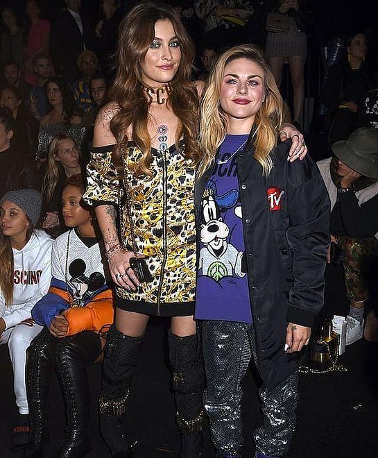 Córki Michaela Jacksona i Kurta Cobaina