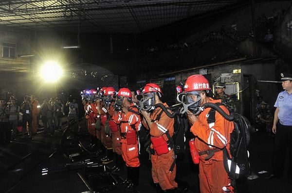 Eksplozja w kopalni węgla w Workucie. 6 ofiar śmiertelnych. Wstrzymano akcję ratunkową