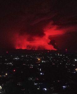 Wybuch wulkanu w Kongo. Lawa pochłonęła domy rodzinne, mieszkańcy ewakuowani