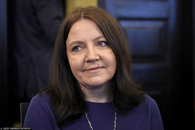 Joanna Lichocka rezygnuje z zasiadania w podkomisji. Przez Macieja Laska