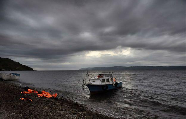 Do tragedii doszło podczas przeprawy na grecką wyspę Lesbos