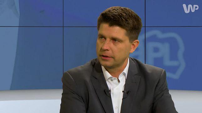 Ryszard Petru: oczekuję jasnej deklaracji od Grzegorza Schetyny