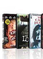 Horrory świata w kolekcji na DVD
