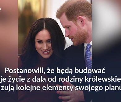 Królowa nie zobaczy szybko prawnuka. Harry i Meghan nie są skorzy do spotkań