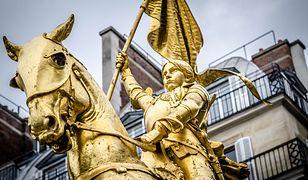 Mathilde zagra Joannę d'Arc podczas 589. obchodów fete joannique.