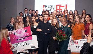 Gala Fresh Faces - jury i nagrodzeni