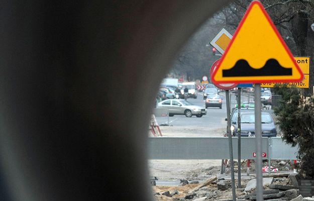 Jest nowa droga do Łagiewnik. Koniec z utrudnieniami dla mieszkańców i pielgrzymów