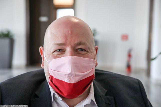 Koronawirus w Polsce. Senator Jan Filip Libicki zakażony SARS-CoV-2