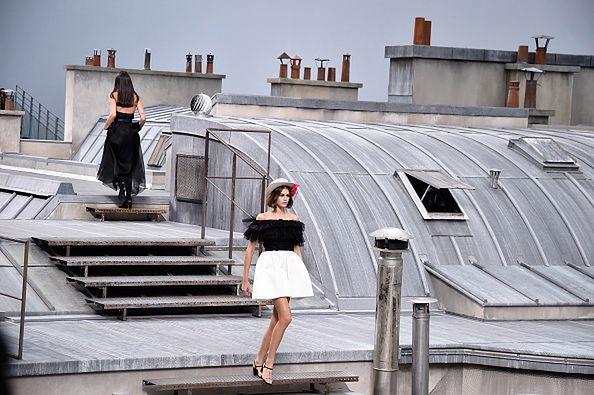 Pokaz Chanel na wiosnę-lato 2020