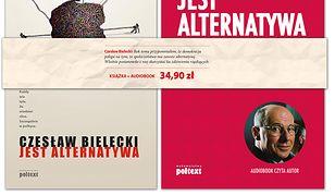 """Pakiet """"Jest alternatywa"""". książka + audiobook"""