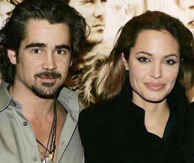 Stara miłość nie rdzewieje?  Jakiś czas temu Angelina Jolie i Colin Farrell mieli dać sobie drugą szansę
