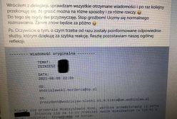 """Prezydent Wodzisławia śl. dostaje pogróżki """"Przedziurawię Ci serce"""""""