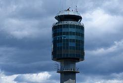 Incydent na Okęciu. Kontroler ruchu lotniczego pod lupą służb