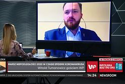 """Marsz Niepodległości mimo pandemii? Witold Tumanowicz o """"spontanicznym spacerze"""""""