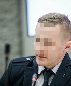 Oskarżał Kuchcińskiego o kontakty z nieletnią prostytutką. Były agent CBA z zarzutami