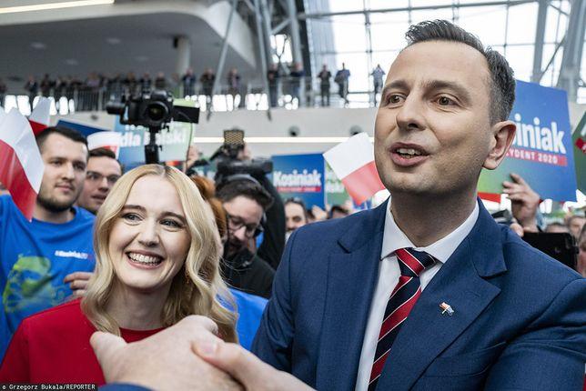 Minister broni pierwszej damy. Poszło o słowa Pauliny Kosiniak-Kamysz