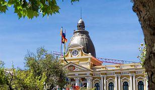 Zegar w La Paz działa w drugą stronę