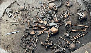 W okrągłym grobowcu w Meksyku znaleziono szkielety kilku osób
