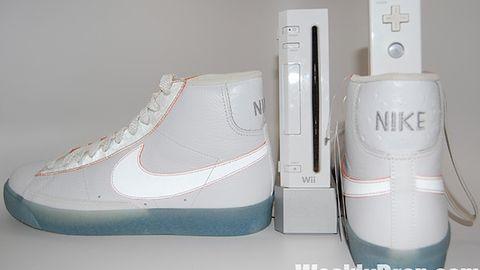 Nike kolaboruje z Nintendo
