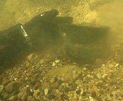 Odkrycie w Pile. Przeleżał w wodzie 2 tys. lat, wygląda jak nowy