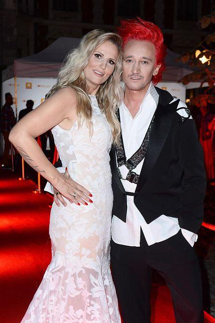 Dominika Tajner i Michał Wiśniewski tworzą szczęśliwą parę