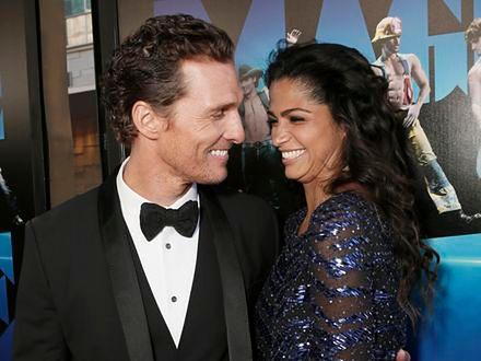 Matthew McConaughey znów tatą!