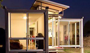 Kontener all inclusive, czyli nowoczesna architektura ekologiczna