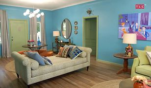 Kapitalna metamorfoza domu - tęczowe wnętrza
