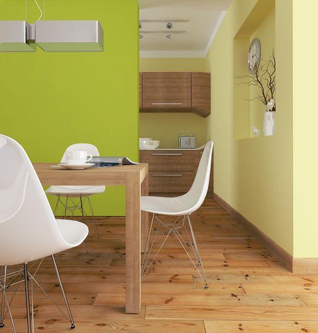 Jaki kolor ścian zapewni ci dobry nastrój?