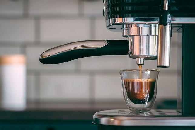 Aromatyczna kawa z delikatną pianką