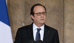 Hollande: siły bezpieczeństwa nie mogły się bardziej zaangażować, cała Francja jest z nich dumna!