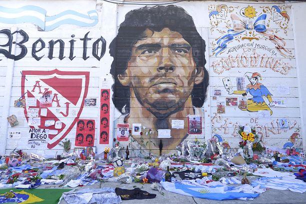 Diego Armando Maradona może trafić na argentyński banknot (zdj. ilustracyjne).