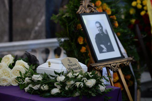 Na Powązkach pochowano Wojciecha Młynarskiego
