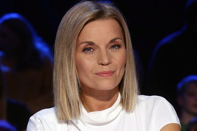 Małgorzata Foremniak przyznała, że poszła po pomoc do psychologa